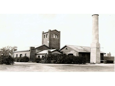 Low Service Pumping Station, 1912