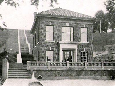 Glendale Pumping Station, 1930
